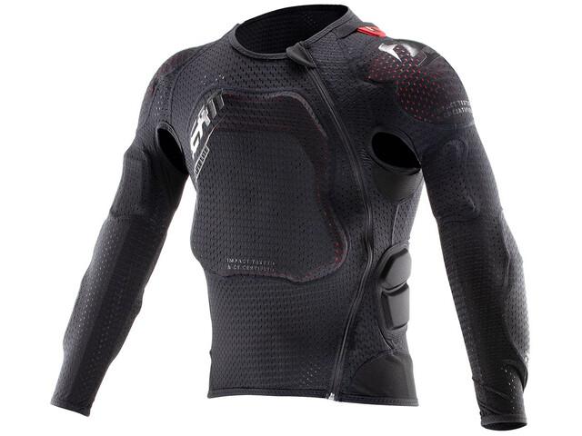 Leatt 3DF Airfit Lite Body Protector Junior Black